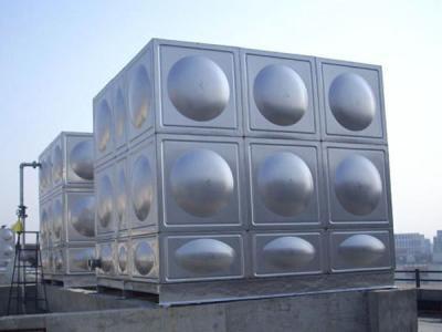 冲压组合式不锈钢水箱